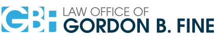 Law Office of Gordon B. Fine logo